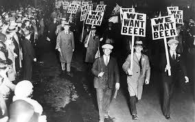 Prohibition we Want Beer